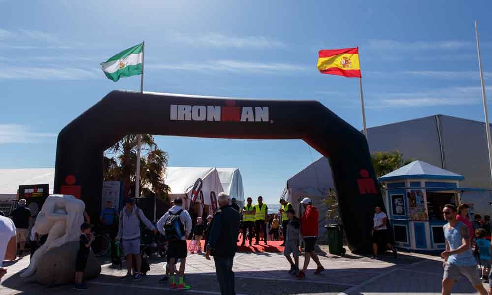 Ironman Marbella - Editorial credit: Pavel Lysenko / Shutterstock.com