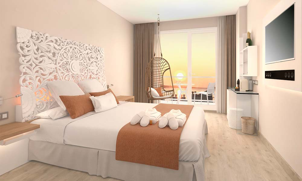 Amare Beach Hotel Ibiza Rooms