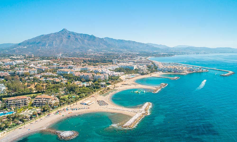 Nueva Andalucía Beach