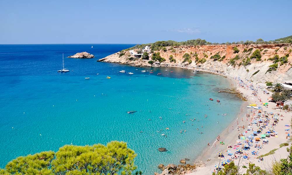 Cala d´Hort Ibiza