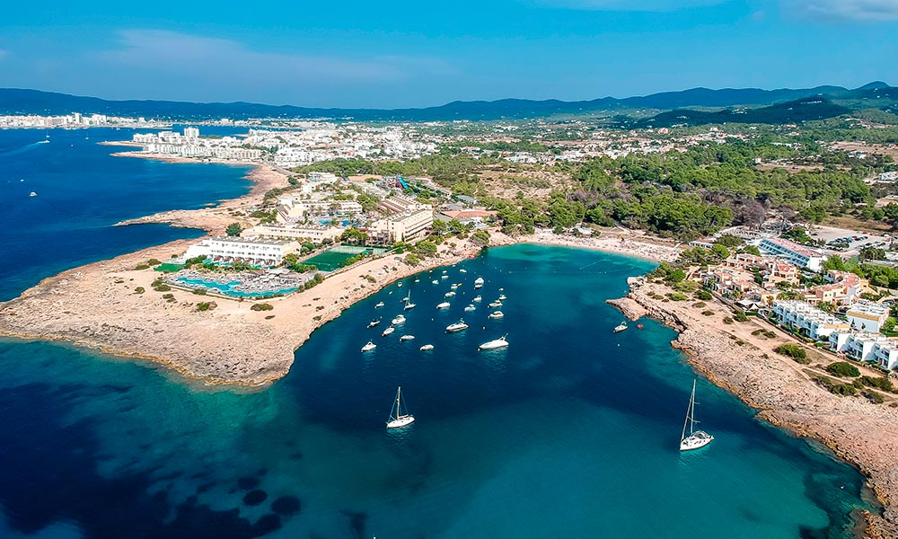 Port des Torrent Ibiza