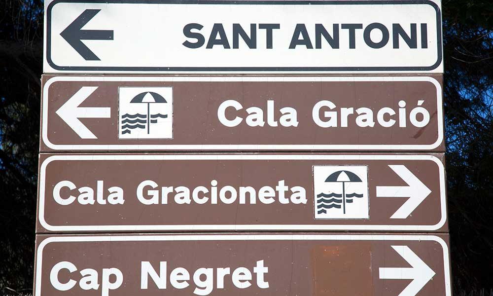 San Antonio street sign