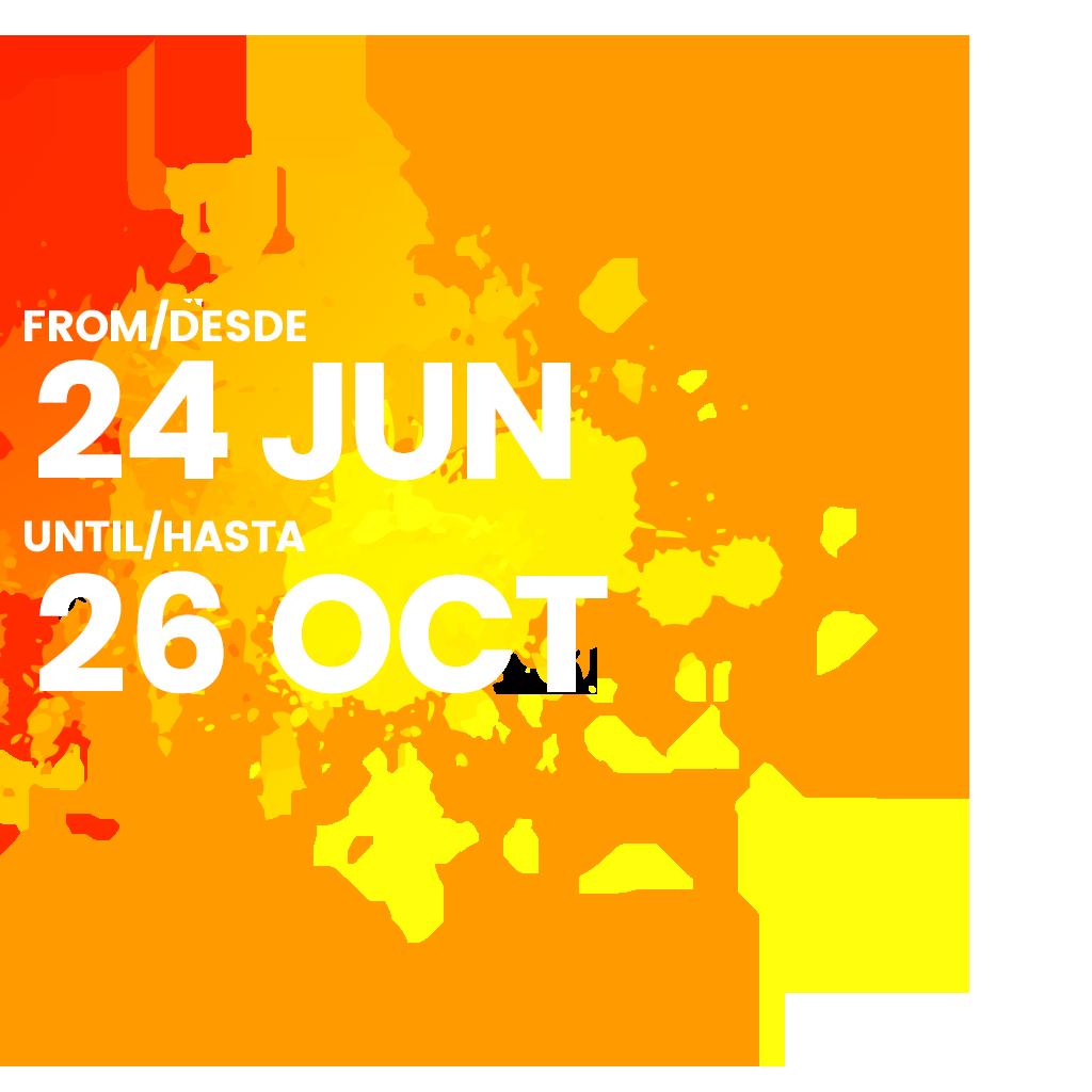 Hayaca dates Amàre Ibiza 2019