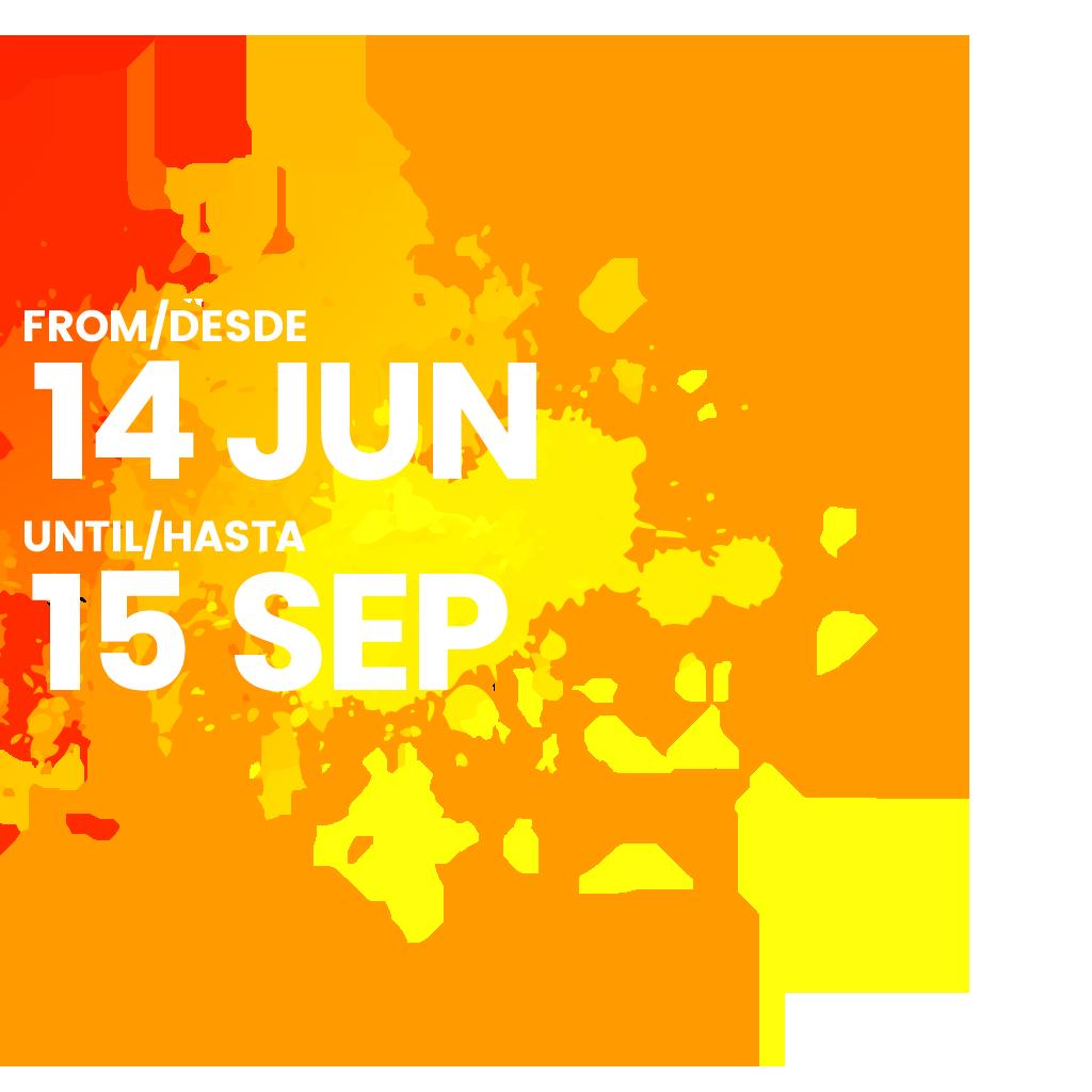 Hayaca dates Amàre Marbella 2019