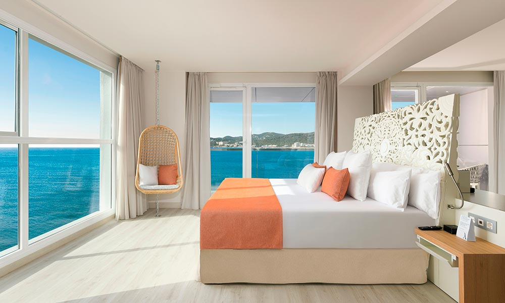 Amàre Beach Hotel Ibiza bedroom