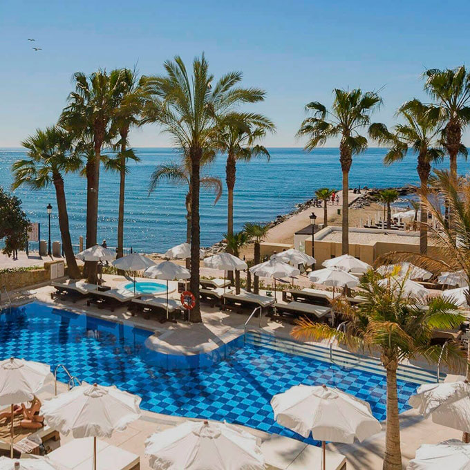 Amàre Marbella Hotel Adult Only Holidays Marbella