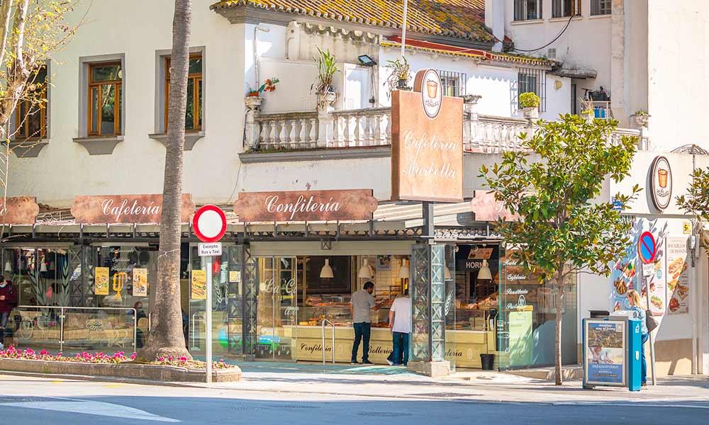 La Canasta (Café Marbella)