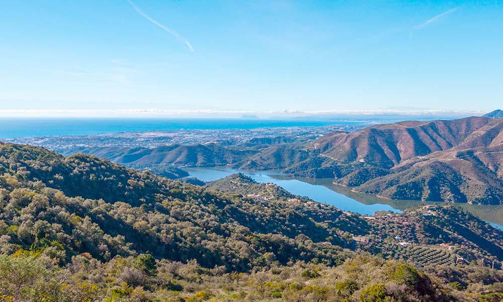 Marbella Natural landscapes