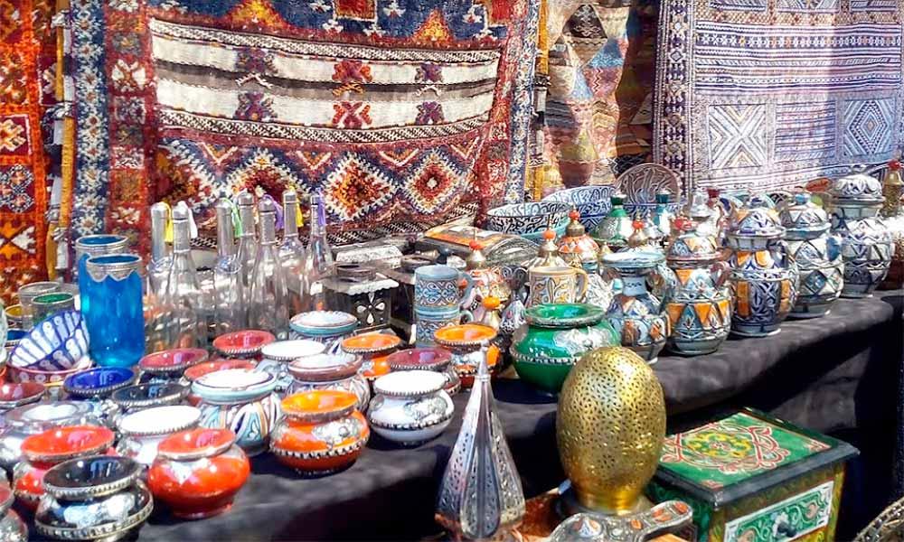 Marbella Street markets