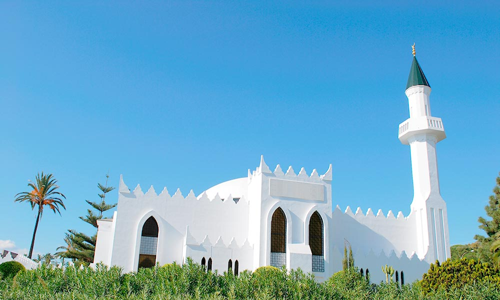 Mosque of King Abdul Aziz al Saud