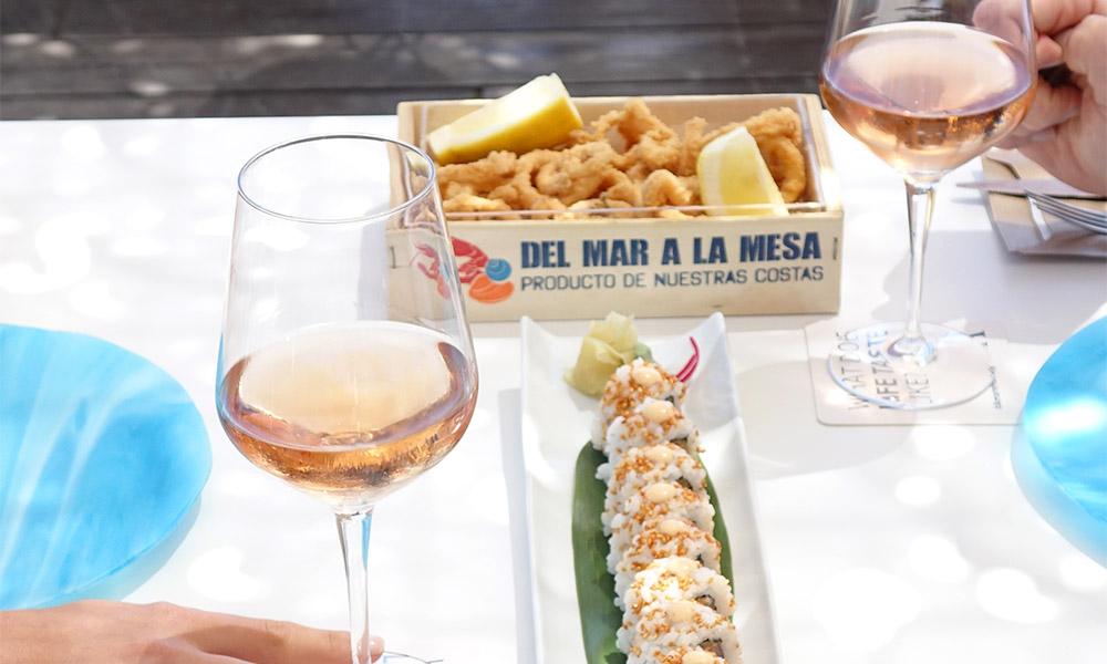 Casco Antiguo Marbella, Food