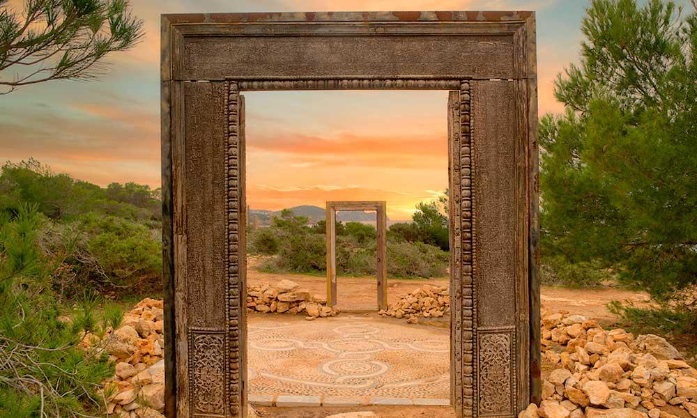 Puertas Can Soleil Ibiza