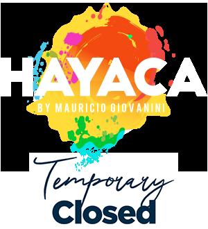Hayaca latin american restaurant in Marbella
