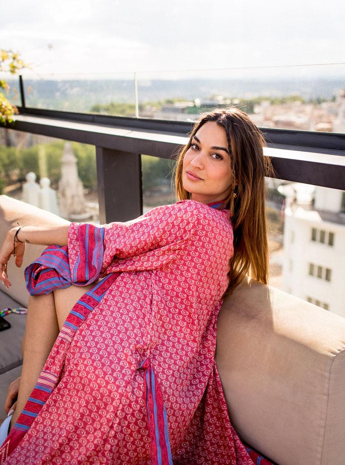 Estela Grande influencer Amàre Marbella